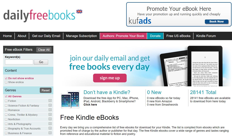 Free Kindle Books - Freebies ie
